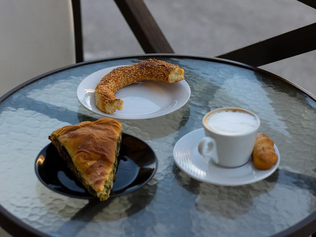 Φαγητά με καφέ